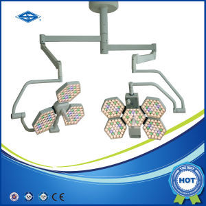 Ce ISO Certificate LED Shadowless Operation Lights (SY02-LED3+5) pictures & photos