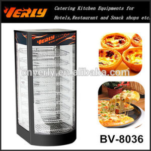 Electric Warming Food Display Case for Catering Equipment (BV-8036)