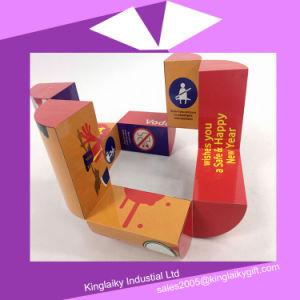 Folding Cylinder Magic Cube Calendar with Branding Mc016-004 pictures & photos