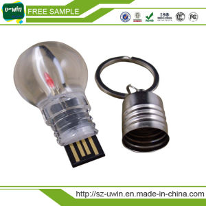 Lamp Bulb 8GB USB 2.0 Memory Stick Flash Drive USB pictures & photos
