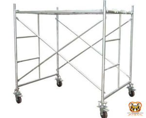 Painted Iron Scaffolding Prices pictures & photos