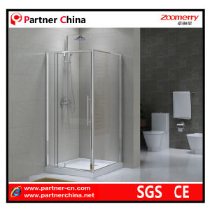 High Quality Shower Enclosure with Aluminum Frame (09-CF1231B) pictures & photos