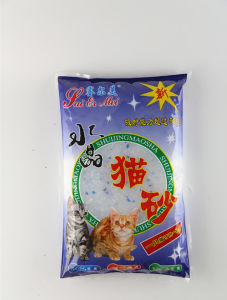 Strong Moisture Absorption Odor Control Crystal Cat Litter pictures & photos