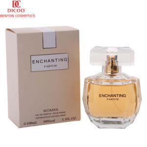 Brand Designer Crystal Fragrance for Women in 100ml Perfume Bottle