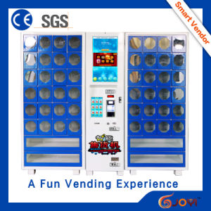 Cold Snack and Drink Vending Machine