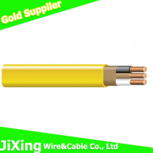 3core 3X1.5mm 3X2.5mm Copper Electric Flat Cable pictures & photos
