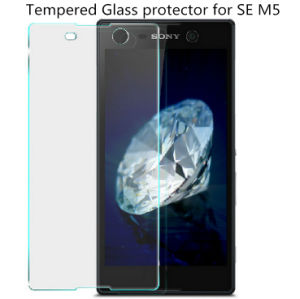 High Quality 9h Tempered Glass Screen Protectors Sony M5 pictures & photos