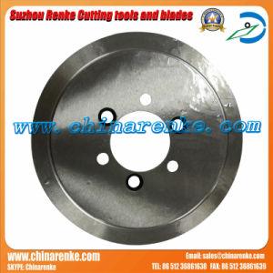 Tungsten Carbide Circular Flat Knife pictures & photos