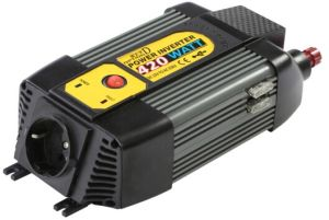420W DC12V/24V AC220V/110 Modified Sine Wave Power Inverter pictures & photos