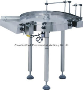 Mechanical Pharmaceutical Rotary Bottle Unscrambler