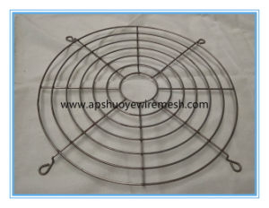 OEM Galvanized Metal Wire Fan Guard for Axial Exhaust Industrial Fan pictures & photos