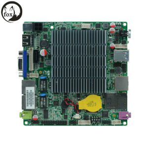 Itx-N29_2L - 12*12 Bay Trail Motherboard, Dual LAN Quad Core Mainboard J1900, J1900 Nano Itx Motherboard OEM pictures & photos