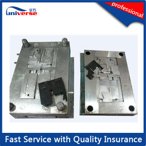 High Quality Plastic Injection Assembled Parts Mould pictures & photos