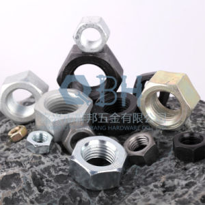 Hex Nuts (Cl. 6/8/10 Cl. 6/8/10 High Quality DIN934) pictures & photos