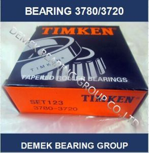 Hot Sell Timken Inch Taper Roller Bearing 3780/3720 Set123 pictures & photos