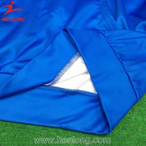 Healong Free Sample Digitally Sublimated Fur Lined Fleece Hoodie pictures & photos