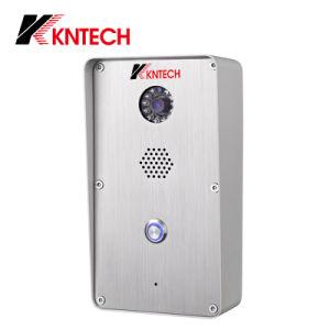 Steel Sheets Video IP Door Phone Smart Home Controller Knzd-47 pictures & photos