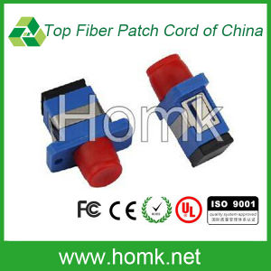 FC to Sc Fiber Optic Adapter FC-Sc Fiber Singlemode Adapter pictures & photos