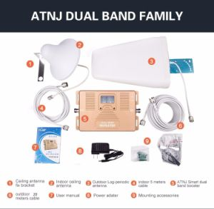 900/2100MHz Mobile Signal Booster 2g+3G Signal Repeater pictures & photos