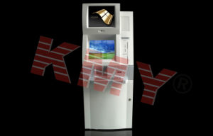 Dual Screen Bill Payment Kiosk for Bank Service pictures & photos