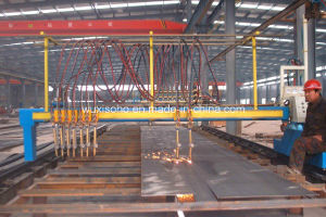 Standard H Beam Welding Line pictures & photos