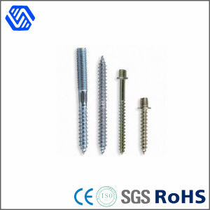 Metal Steel Bolts Special Custom Made Double End Threaded Screws Studs pictures & photos