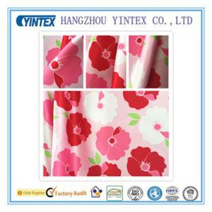 "56""Handmade&Knitted Heavy Polyester Satin Print Fabric, 75D*150d/200*86 pictures & photos"