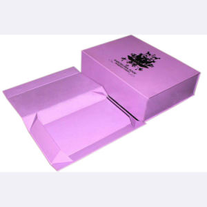 Online Shopping Customized Paper Elegant Gift Box in Cheap Price pictures & photos