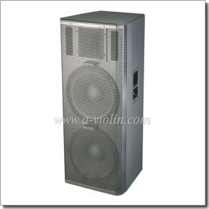 15′′ Professional 700W 98dB 2.5kHz 3′vc Woofer Wooden Cabinet Speaker (PS-1570W) pictures & photos