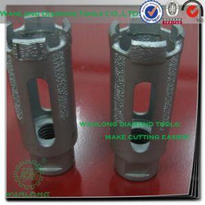 Diamond Drill Bit for Granite Countertop-Sinter Segmented Drill Bit for Granite pictures & photos