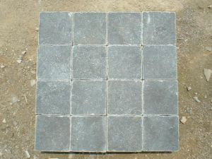 Popular Bluestone, Limestone, Flamed/Honed Stone Tile, Paver Stone, Cubestone, Slab, Tile, Kerbstone, Cobble Stone pictures & photos