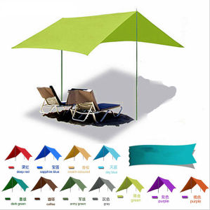 Carries Rain Fly Tarp Sunshade Tent Waterproof Camping Tent Tarps pictures & photos