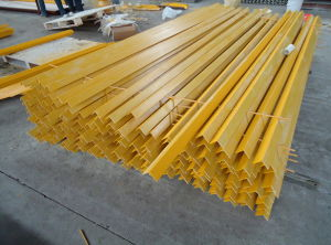 Fiberglass Stair Nosing, GRP/FRP Stair Nosing pictures & photos