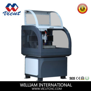 CNC Cutting Machine Mini CNC Desktop Engraving Machine (VCT-6030C) pictures & photos