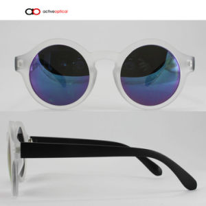 2015 Very New Style Colorful Plastic Fashion Sunglasses (A15532)