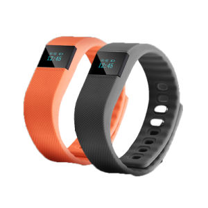 High Quality Sport Wristband Bluetooth LED Smart Watch for iPhone