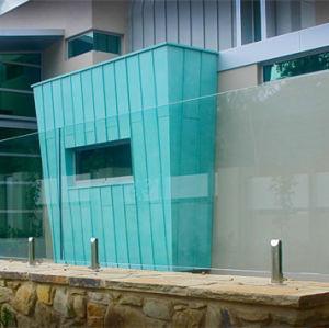 Standard Railing/Spigot for Frameless Glass Staircase (HR1300V-10) pictures & photos