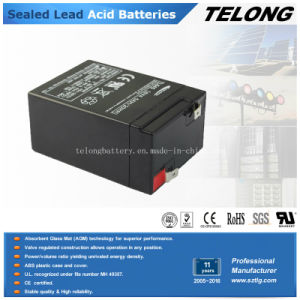 6V4.5ah Sealed Lead-Acid Battery with Ce UL Certificate pictures & photos