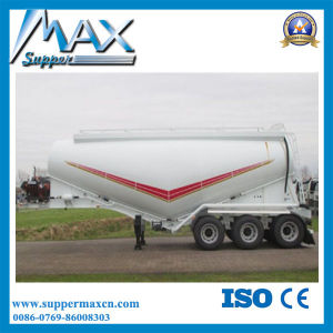 Bulk Cement Semi Trailer for Construction Equipment pictures & photos