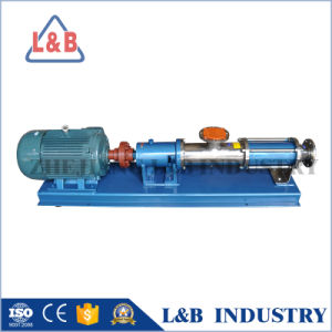 Low Pressure Mono Screw Pump for Liquid pictures & photos