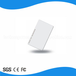 Cheap 125 kHz Low Frequency Thin RFID Card / Blank PVC Card pictures & photos