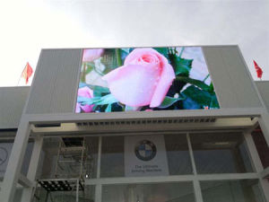 Outdoor LED Advertising Board of P6 Full Color pictures & photos