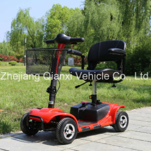 Low Price Electric Power Lightweight Scooter /Electric Mobility Vehicle (ST097) pictures & photos