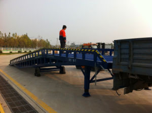 Container Ramp / Container Ramp / Container Loading Ramp pictures & photos