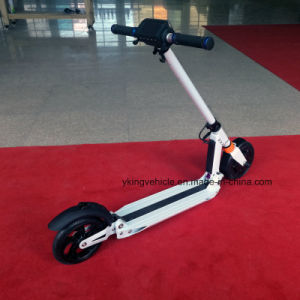 2016 New Lithium Battery Electric Scooter pictures & photos