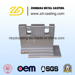 OEM Alloy Steel Lost Wax Casting with Machining pictures & photos