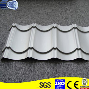 0.3-0.6mm Thickness Color Steel Roof Tile Roofing Prepained Roof Sheet pictures & photos