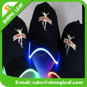 High Quality Newest Design Cotton LED Knitted Cap pictures & photos