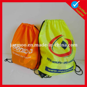Drawstring Bag with Custom Logo pictures & photos