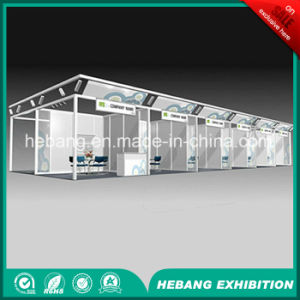 Hb-L00019 3X3 Aluminum Exhibition Booth pictures & photos